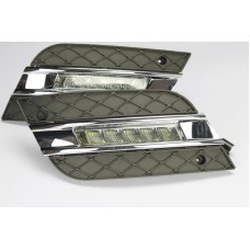 Штатные дневные ходовые огни DRL LED-DRL для Mercedes ML W164 08-11
