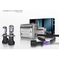Биксенон Infolight Pro/Infolight 50W с обманкой