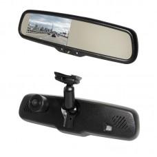 Автомобильный Видеорегистратор - зеркало Gazer MUR5100