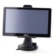 GPS навигатор Tenex 60W HD + лицензия Navitel