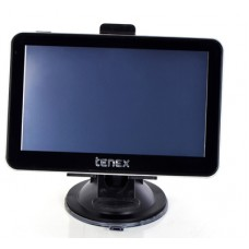 GPS навигатор Tenex 50M HD + лицензия Navitel