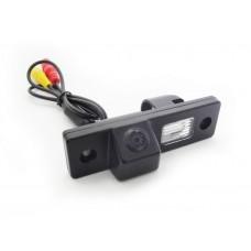 Камера заднего вида Chevrolet Epica, Aveo, Captiva, Cruze, Spark, Lacetti (Falcon SC05CCD-170)