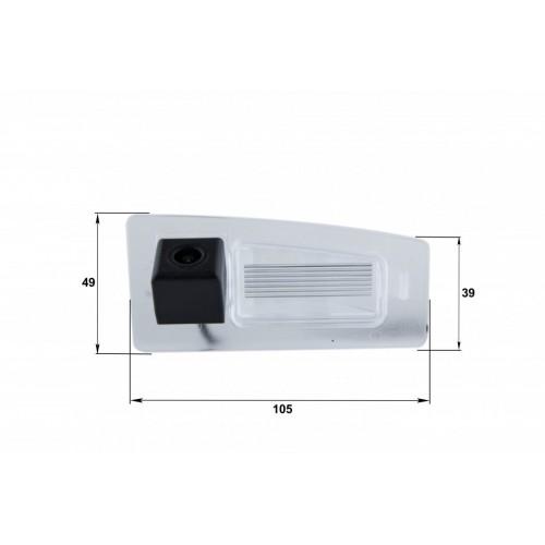 Камера заднего вида Mazda 3 New (Falcon SC28HCCD-170)