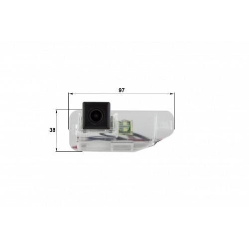 Камера заднего вида Lexus ES350, ES240 (Falcon SC58HCCD-170)