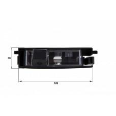 Камера заднего вида Toyota RAV4 (Falcon SC02HCCD-170)