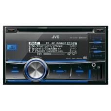 Автомагнитола JVC KW-SD70BTEY 2Din