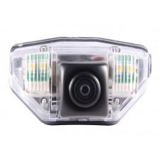 Камера заднего вида Honda Civic 5d, Crosstour, CR-V, HR-V, FR-V, Jazz, Stream (Gazer CC100-S60-L)