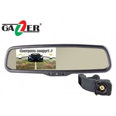 Зеркало заднего вида Gazer MM704