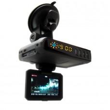 Видеорегистратор с радар-детектором Bellfort VR37 Tirex HD