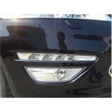 Штатные дневные ходовые огни DRL LED-DRL для Ford Mondeo 2011-2013