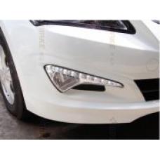 Штатные дневные ходовые огни DRL LED-DRL для Hyundai Accent 2015+ 9led