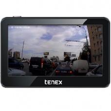 GPS навигатор Tenex 70 E с видеорегистратором