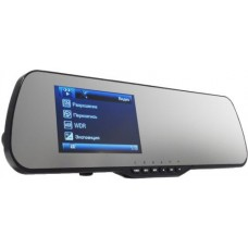 Автомобильный видеорегистратор - зеркало Falcon HD70-LCD