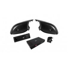 Системы кругового обзора BMW 5 series F10 (Gazer CKR4400-F10)