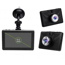 GPS Android навигатор с встроенным видеорегистратором и камерой заднего вида Bellfort GVR510 Cross FHD