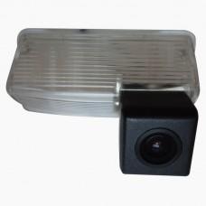 Камера заднего вида Toyota Auris, Avensis (Prime-X G-002)