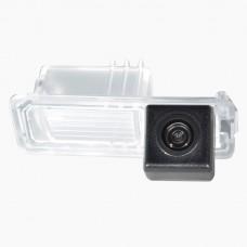 Камера заднего вида VW Passat B6, B7, Passat CC (2008+), Polo н.в., Polp hatchback, Golf VII, Scirocco, Golf VI, Eos(2005+)/ Skoda SuperB II/ Seat Leon(2005-2009), IbizaH/B(2008+), Altea(2005+) (Prime-X CA-9538)