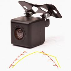 Камера заднего вида Honda с активной разметкой (Prime-X N-004)