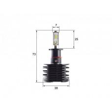 Светодиодная LED лампа Sho-Me G6.1 H3 (комплект 2шт)
