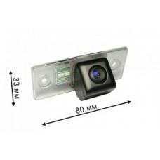 Камера заднего вида Skoda Fabia I-II (1999-2013), Yeti (2009-2013) (Ray 65CCD140)