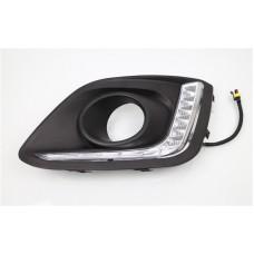 Штатные дневные ходовые огни DRL LED-DRL для Suzuki Swift 2014+