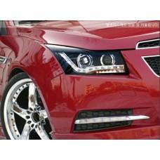 Штатные дневные ходовые огни DRL LED-DRL для Chevrolet Cruze 2009-2012 V1