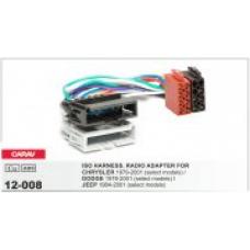ISO адаптер для подключения магнитолы CARAV 12-008