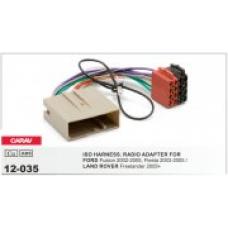 ISO адаптер для подключения магнитолы CARAV 12-035