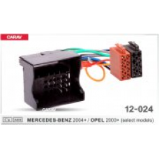 ISO адаптер для подключения магнитолы CARAV 12-024