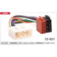ISO адаптер для подключения магнитолы CARAV 12-021