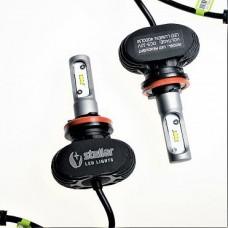 Светодиодная LED лампа Stellar S2 H11 (комплект 2шт)