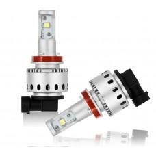 Светодиодная LED лампа RS G8.3 H11 6500К 12-24V (2шт.)
