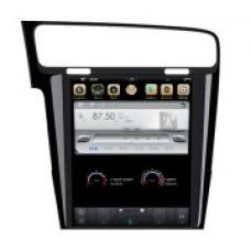 Штатная магнитола Gazer CM7010-BE (Ford Mondeo (BE), 2014-2017)