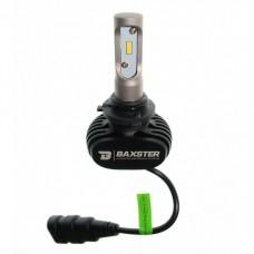 Светодиодная LED лампа Baxster S1 HB4 (9006) 5000K (комплект 2шт)