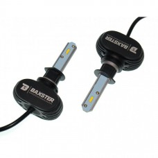 Светодиодная LED лампа Baxster S1 H1 6000K (комплект 2шт)