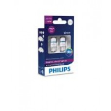 LED лампа Philips X-tremeVision LED W5W 8000K 12V 127998000KX2 (2шт.)