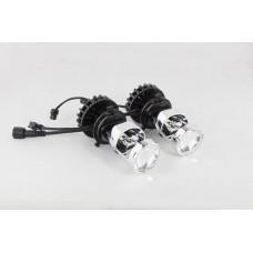 "Комплект LED-линз Infolight 1,8"" Mini Н4"
