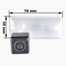 Камера заднего вида SUBARU Forester IV (2013-н.в.), XV (2011-н.в.), Impreza 5D (2007-2011) (Ray 95CCD140)