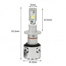 Светодиодная LED лампа Stellar 8S D2S/D4S (комплект 2шт)