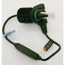 Светодиодная LED лампа Stellar F1 HB4 (9006) (комплект 2шт)