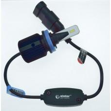 Светодиодная LED лампа Stellar F1 H11 (комплект 2шт)