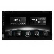 Магнитола 2 din Gazer CM6507-100F (Universal 6.95 Full touch - 178x100)