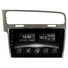 Штатная магнитола Gazer CM6510-BE1 (VW Golf VII (BE1) 2014-2017)