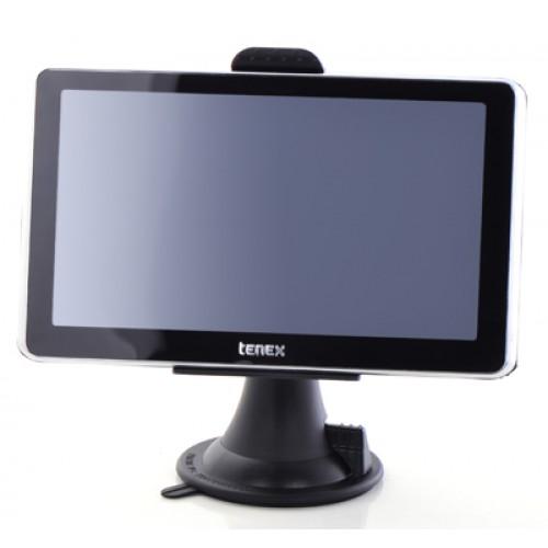 GPS навигатор Tenex 43s bt + лицензия Navitel
