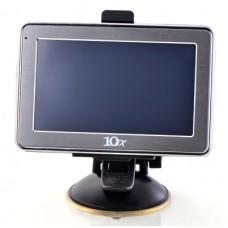 GPS навигатор Tenex 45S + лицензия Navitel