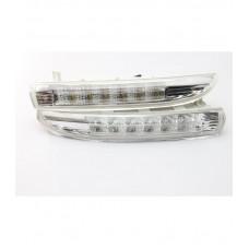 Штатные дневные ходовые огни DRL LED-DRL для VW Passat CC 2008-2012 V2