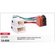 ISO адаптер для подключения магнитолы CARAV 12-020