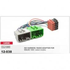ISO адаптер для подключения магнитолы CARAV 12-038