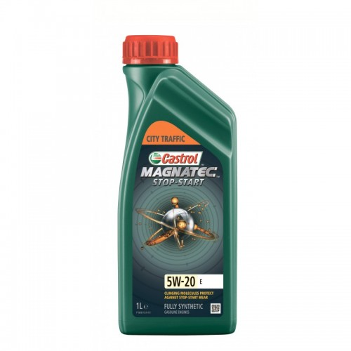 Моторное масло Castrol Magnatec STOP-START 5W-20 E (1 литр)