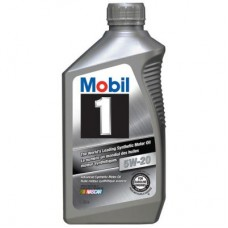 Моторное масло Mobil 1 5W-20 (0,946л) Fully Synthetic